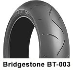 Bridgeston BT-003 Tires
